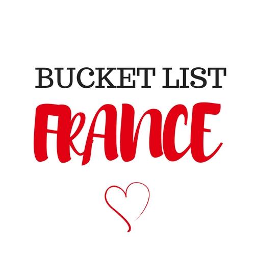 Bucket List France