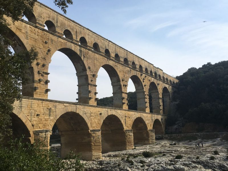 Pont du Gard - Bucket List France