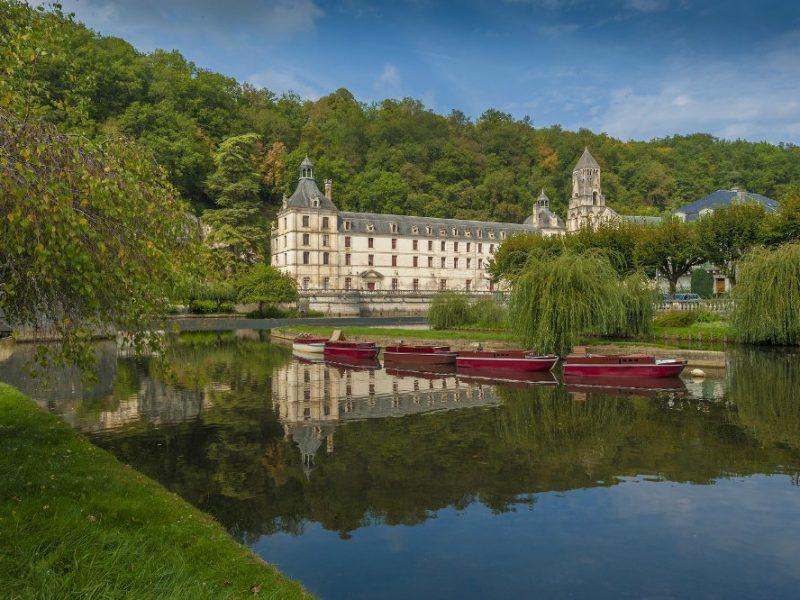 Brantome, Dordogne, France