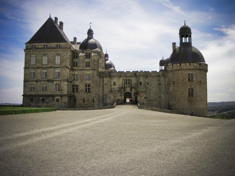 Chateau de Hautefort, Dordogne