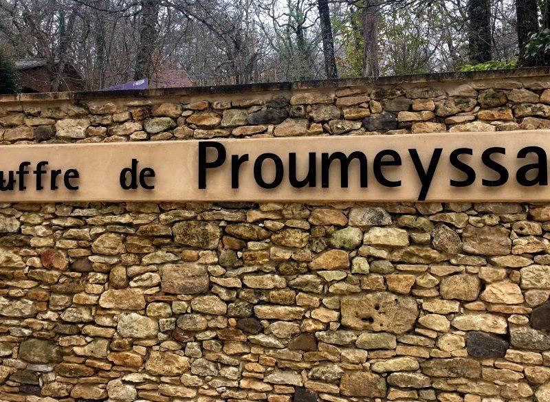 Gouffre de Proumeyssac - Dordogne