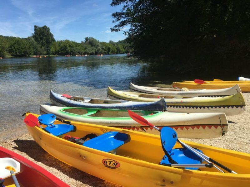 Canoes Dordogne