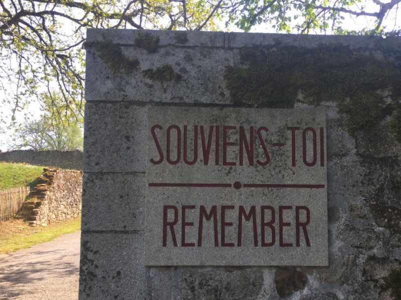 Oradour-sur-glane - memorial village