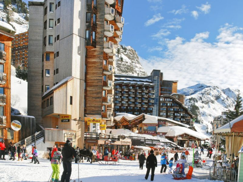 Avoriaz Ski Resort - Bucket List France