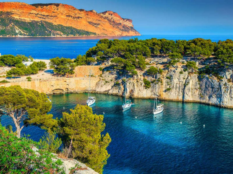 Calanques France - Bucket List France