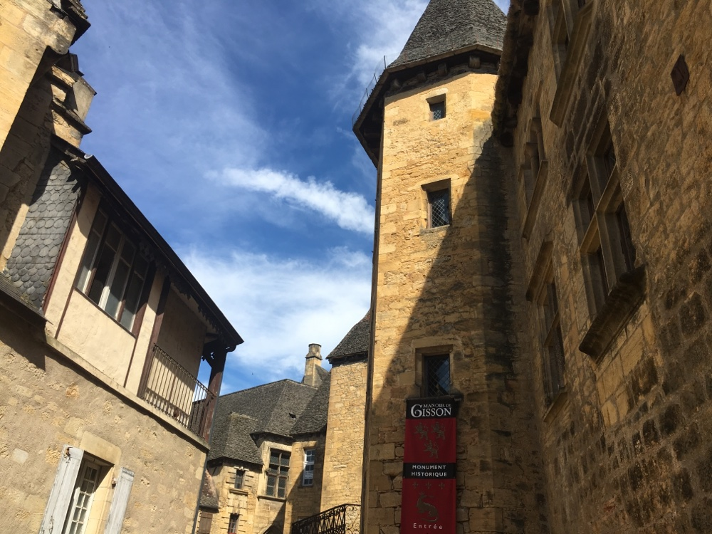Le Manoir de Gisson in Sarlat