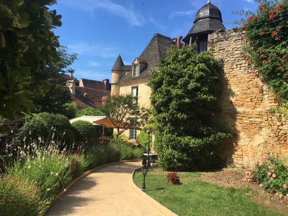 Le Presidial restaurant in Sarlat