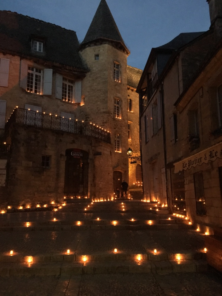 National Heritage days in Sarlat
