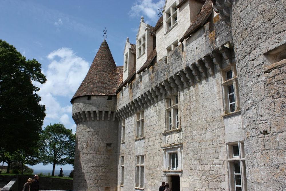 Chateau de Monbazillac, Dordogne, France