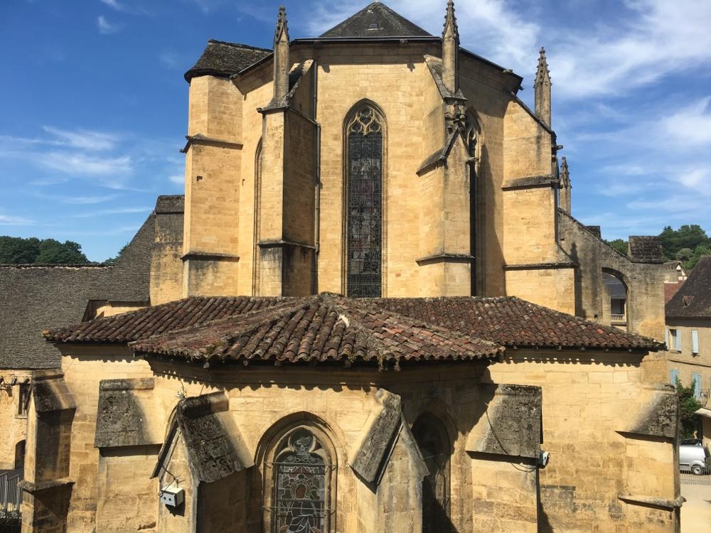 Sarlat Cathedral - Saint Sacerdos