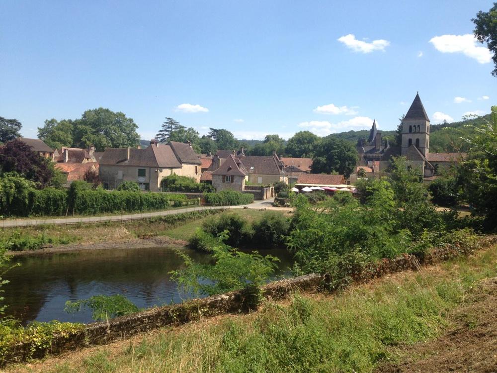 St Léon-sur-Vézère, Dordogne