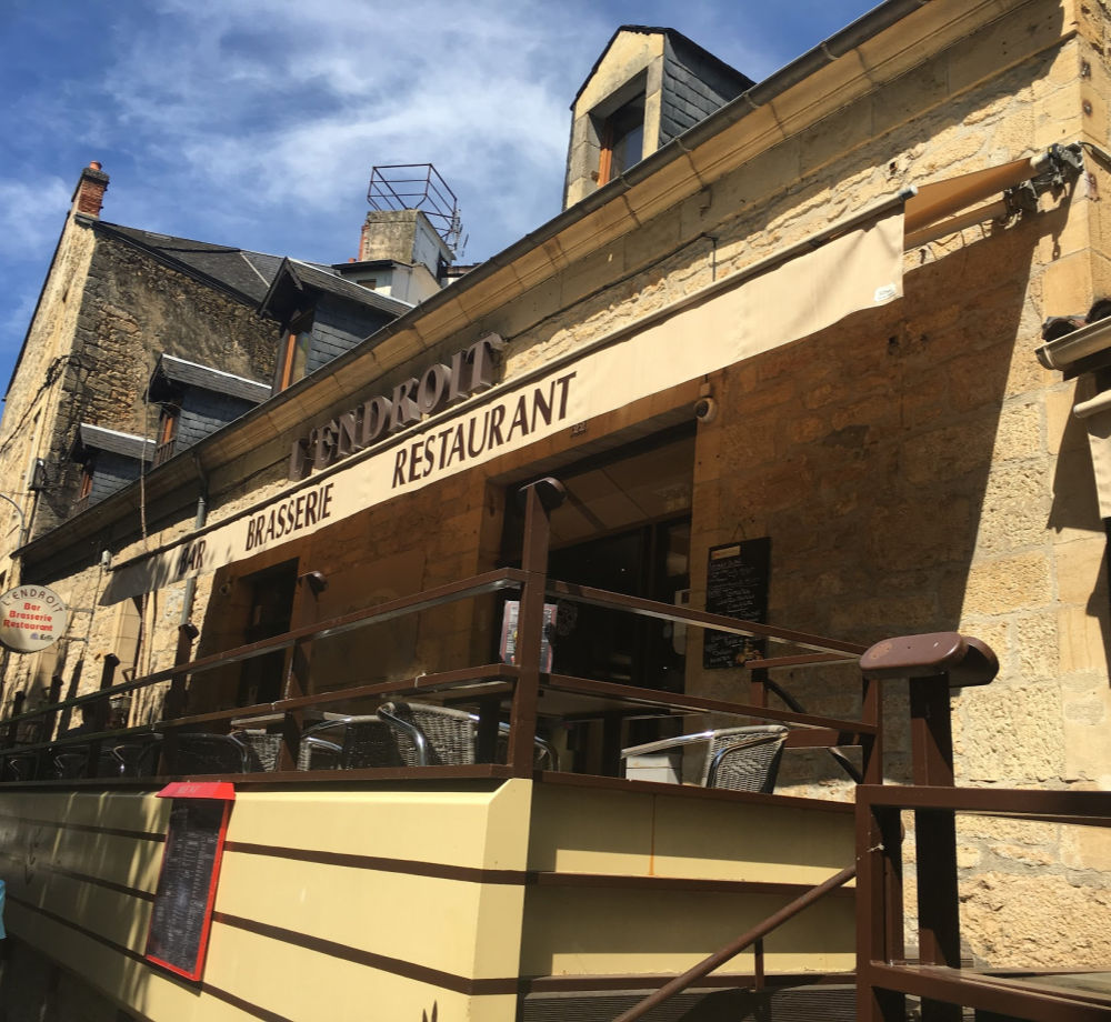 L'endroit restaurant in Sarlat